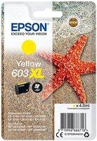 Epson 603XL Singlepack Geel 4,0ml (Origineel)