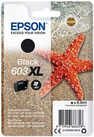 Epson 603XL Singlepack Zwart 8,9ml (Origineel)