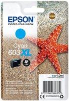 Epson 603XL Singlepack Cyaan 4,0ml (Origineel)