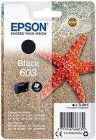Epson 603 Singlepack Zwart 3,4ml (Origineel)