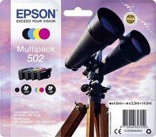Epson 502 Multipack Z/C/M/G 14,5ml (Origineel)