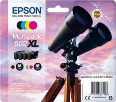 Epson 502 Multipack Z/C/M/G 28,4ml (Origineel)