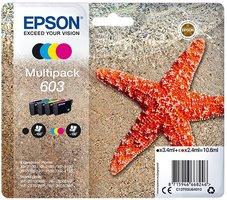Epson 603 Multipack Z/C/M/G 10,6ml (Origineel)