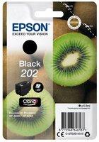 Epson Claria Premium 202 Zwart 6,9ml (Origineel) kiwi