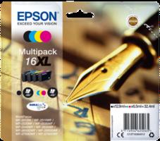 Epson T1636XL Mulitpack 32,4ml (Origineel)