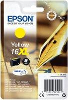 Epson T1634XL Geel 6,5ml (Origineel)