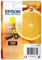 Epson T3364XL Geel 8,9ml (Origineel)
