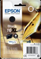 Epson T1631XL Zwart 12,9ml (Origineel)