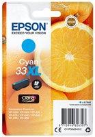Epson T3362XL Cyaan 8,9ml (Origineel)