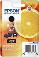 Epson T3331 Zwart 6,4ml (Origineel)