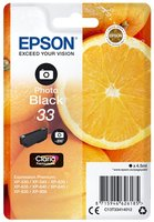 Epson T3341 Foto Zwart 4,5ml (Origineel)