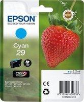 Epson T2982 Cyaan 3,2ml (Origineel)