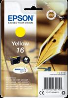 Epson T1624 Geel 3,1ml (Origineel)