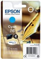 Epson T1622 Cyaan 3,1ml (Origineel)