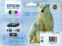 Epson T2616 Multipack 19,7ml (Origineel)