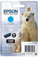 Epson T2612 Cyaan 4,5ml (Origineel)