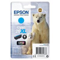 Epson T2632XL Cyaan 9,7ml (Origineel)