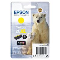 Epson T2634XL Geel 9,7ml (Origineel)