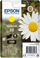 Epson T1804 Geel 3,3ml (Origineel)