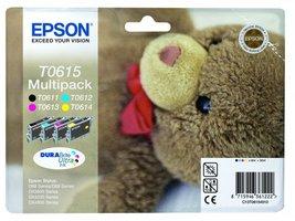 Epson T0615 Multipack 24,0ml (Origineel)