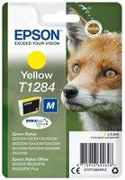 Epson T1284 Geel 3,5ml (Origineel)