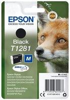 Epson T1281 Zwart 5,9ml (Origineel)