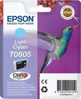 Epson T0805 L-Cyaan 7,4ml (Origineel)