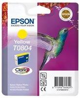 Epson T0804 Geel 7,4ml (Origineel)