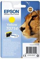 Epson T0714 Geel 5,5ml (Origineel)