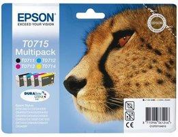 Epson T0715 Multipack 23,9ml (Origineel)