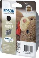 Epson T0611 Zwart 8,0ml (Origineel)