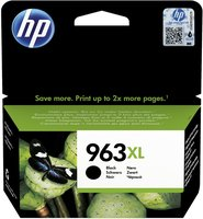 HP No.963XL Zwart 47,86ml (Origineel)