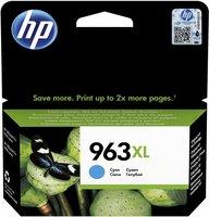 HP No.963XL Cyaan 22,77ml (Origineel)