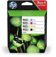 HP No.903XL 4-Pack C,M,Y,K 50,0ml (Origineel)