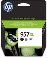 HP No.957XL Zwart 63,5ml (Origineel)