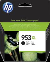 HP No.953XL Zwart 42,5ml (Origineel)