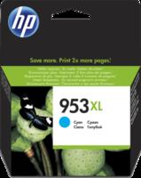 HP No.953XL Cyaan 20,0ml (Origineel)