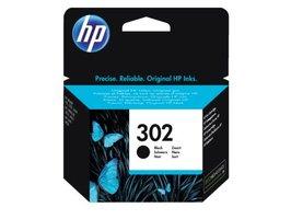 HP No.302 Zwart 3,5ml (Origineel)