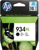 HP No.934XL Zwart 25,5ml (Origineel)