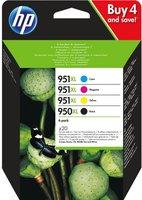 HP No.950XL+ 951XL Multipack 111ml (Origineel)