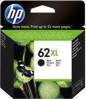 HP No. 62XL Zwart 19ml (Origineel)