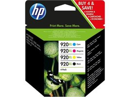 HP No.920XL Multipack 67ml (Origineel)