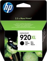 HP No.920XL Zwart 49ml (Origineel)