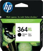 HP No.364XL Zwart 18ml (Origineel)