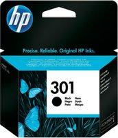 HP No.301 Zwart 3ml (Origineel)
