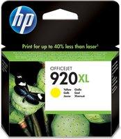 HP No.920XL Geel 6ml (Origineel)