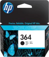 HP No.364 Zwart 6ml (Origineel)