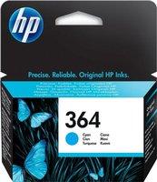 HP No.364 Cyaan 3ml (Origineel)