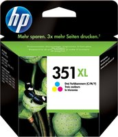 HP No.351XL Kleur 14ml (Origineel)