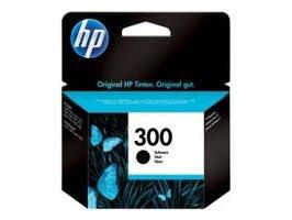 HP No.300 Zwart 4ml (Origineel)